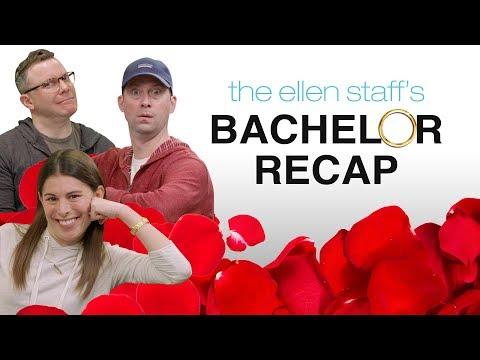 The Ellen Staff's 'Bachelor' Recap: Colton's First Dates