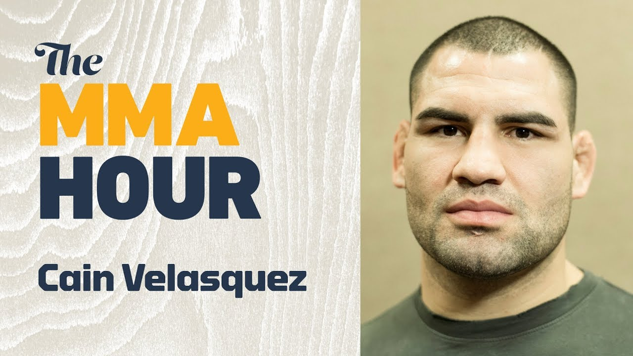 Cain Velasquez Explains Cryptic Tweet, Eyes Return at UFC 226