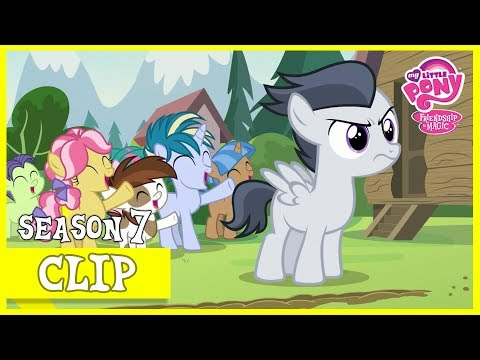 Camp Blank Flank (Marks and Recreation) | MLP: FiM [HD]