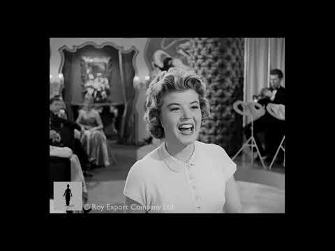 "Shani Wallis Singing ""Juke Box"" - Outtake From Charlie Chaplin's A King In New York"