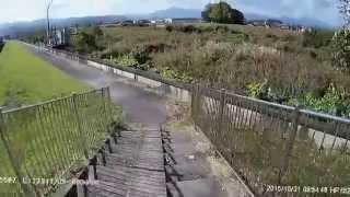Kurayoshi Japan  city photos : Japanese nature (Kurayoshi-shi, Tottori) Drive recorder Hp f520g