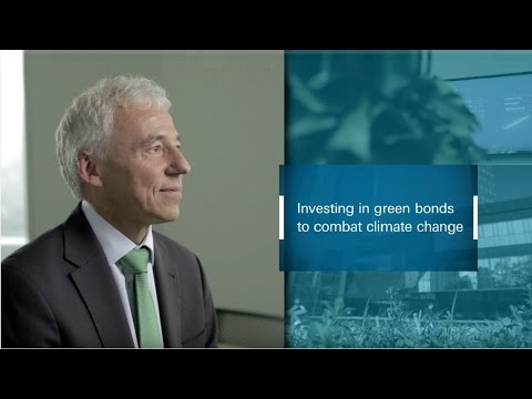 Green bonds to combat climate change