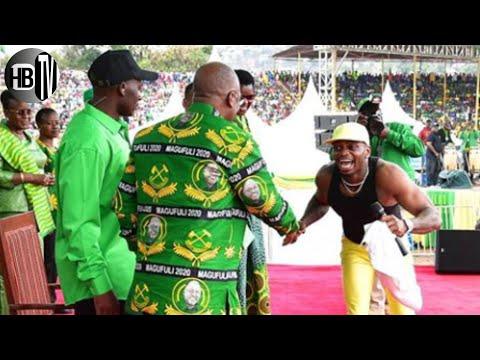 DIAMOND PLATNUMZ aandika HISTORIA - MWANZA kampeni za CCM