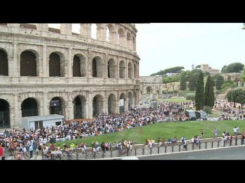 Ιταλία: Κλειστό το Κολοσσαίο λόγω συνδικαλιστικής εκδήλωσης