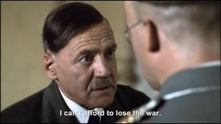 Hitler wants Himmler to win the war