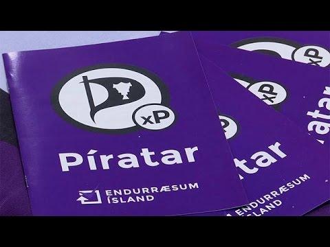 Ισλανδία: Πρόωρες εκλογές, στη σκιά των Panama Papers, με τους «Πειρατές» στον ορίζοντα – world