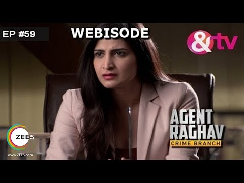 Agent Raghav Crime Branch - Episode 60 - April 10,