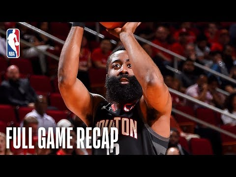 SPURS vs ROCKETS | James Harden's Must See 61 Point Performance | March 22, 2019