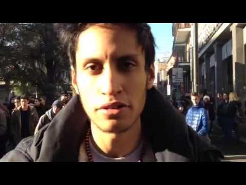 I motivi della manifestazione spiegati da Aiman