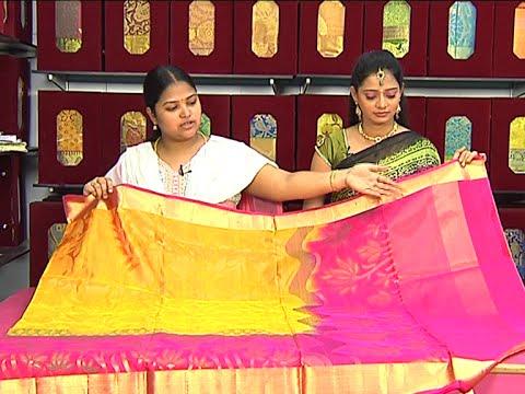 Kanchi Pattu Sarees and Designer Sarees