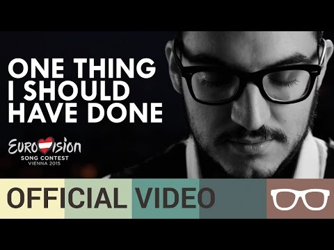 One Thing I Should Have Done [Cyprus] Eurovision 2015