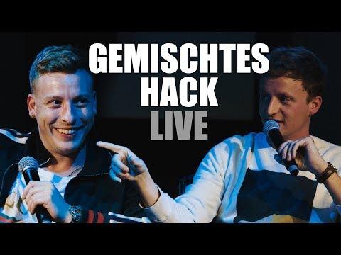 Felix Lobrecht & Tommi Schmitt: Gemischtes Hack LIVE # ...