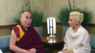 When Dalai Met Gaga: A Meeting of the Mindful