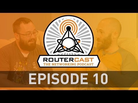 ROUTERCAST - Episode 10: An Obscure IT Path to Success