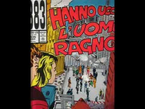 ragno - Album- Hanno ucciso l' Uomo Ragno(1992) Testo: Solita notte da lupi nel Bronx nel locale stan suonando un blues degli Stones loschi individui al bancone del ...