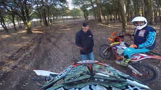 6. Mike Morales GoPro - 2018 Husqvarna FE 250