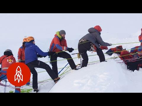 Iceland's Volunteer Rescue Team