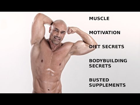 Muscle motivation diet & bodybuilding secrets channel