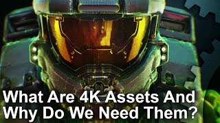 So, Microsoft is talking about 4K assets - but what do they actually mean? What are they? How do they make gaming visuals look better? Do you need them? John explains all!Subscribe for more Digital Foundry: http://bit.ly/DFSubscribe