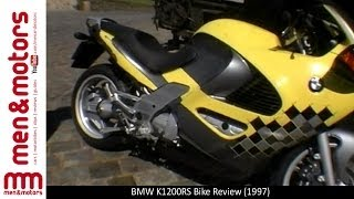 8. 1997 BMW K1200RS Review