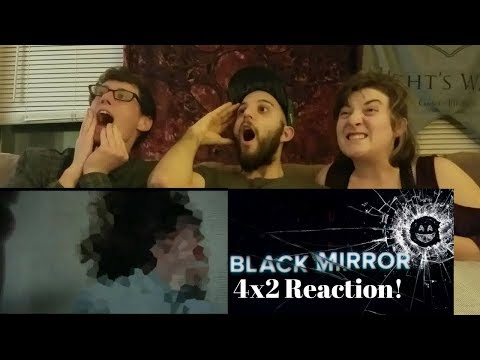 "Black Mirror 4x2 ""Arkangel"" Group Reaction!"