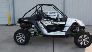 10. $17,499:  2016 Arctic Cat Wildcat X in White Metallic Overview and Review