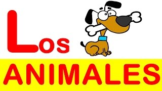 Want to learn to speak Spanish? Watch 4st class - The Animals Spanish! In this video you will learn the pronunciation of Spanish Animals. Perro, Gato, Conejo...