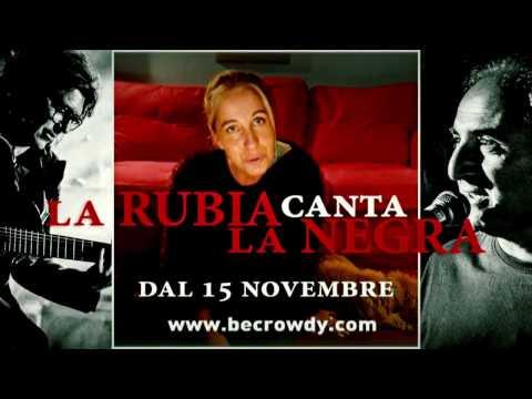 La Rubia Canta la Negra - Ginevra canta Mercedes Sosa