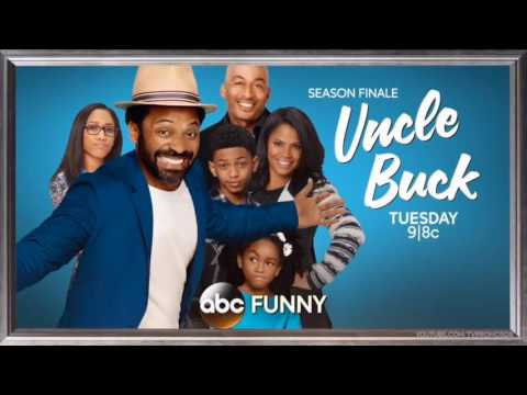 UNCLE BUCK 1x07 THE INTERROGATION - 1x08 BLOCK PARTY - SEASON FINALE