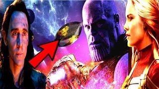 Avengers 4 Loki FAKE Death Ego Stone TWIST With Captain Marvel REVEALED? Avengers 4 Secret TWIST