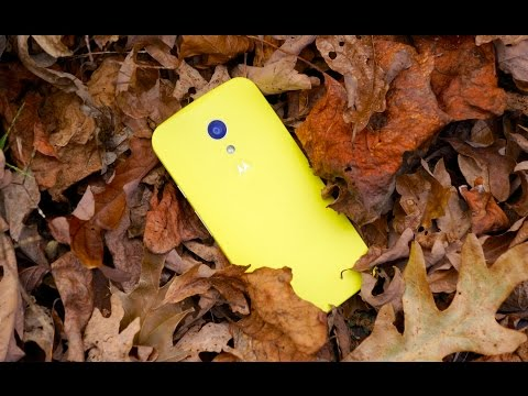 Better - Is this year's Moto G a large enough improvement over the original? Does it even need to be? We put it to the test and tell you whether it's as great a deal as the original in our full Moto...