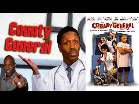 County General  Tiny 'Zesus' Lister   Comedy