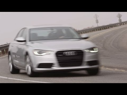 2014 Audi A6 2.0T Premium Review - TEST/DRIVE