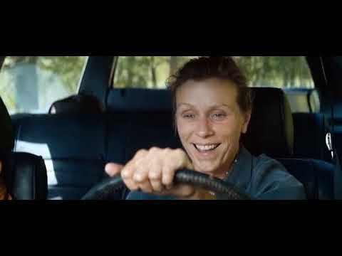 Three Billboards Outside Ebbing, Missouri ending - Mildred smiles for the first time
