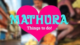 Mathura India  city images : Mathura Beyond Temples | India's Best Places to Visit | Sid the Wanderer