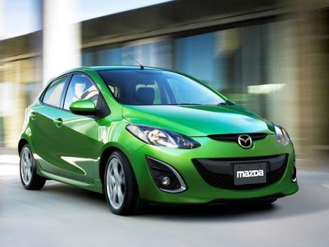 Mazda2 2014 Colour Edition Review