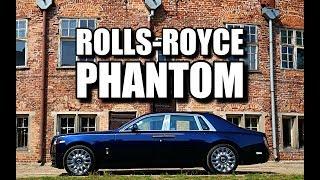 Rolls-Royce Phantom 2018 (PL) - test i jazda próbna