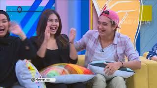 """Nonton RUMPI - Wow Kedua Pasangan Pemeran Film """"Teman Tapi Menikah"""" Jadi Nyata (4/4/18) Part 4 Film Subtitle Indonesia Streaming Movie Download"""
