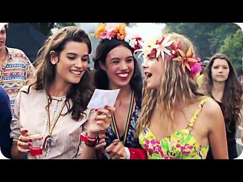 KIDS IN LOVE TRAILER (2016) Cara Delevingne, Alma Jodorowsky, Will Poulter movie (видео)