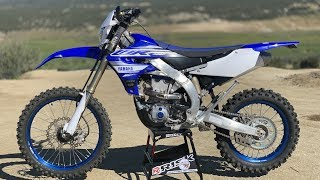 4. 2019 Yamaha WR450F - Dirt Bike Magazine