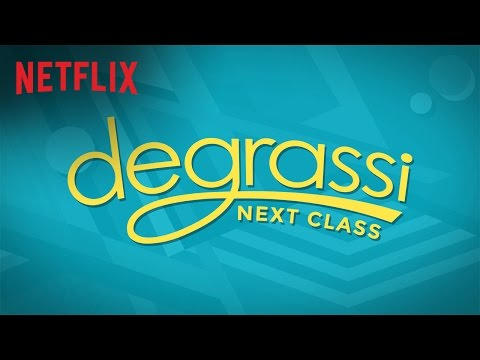 Degrassi: Next Class Promo