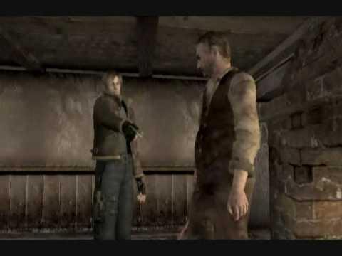 Resident Evil 4 Parodia Parte 2 (el viejo sordo)