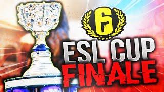 ESL Cup FINALE - HIGHLIGHTS und Fails! Rainbow Six Siege deutsch