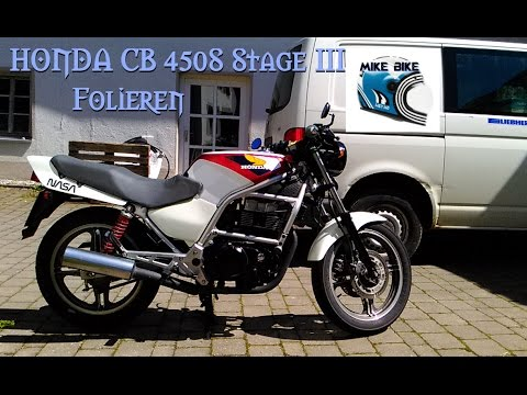 Honda CB 450S / Final Stage (III)