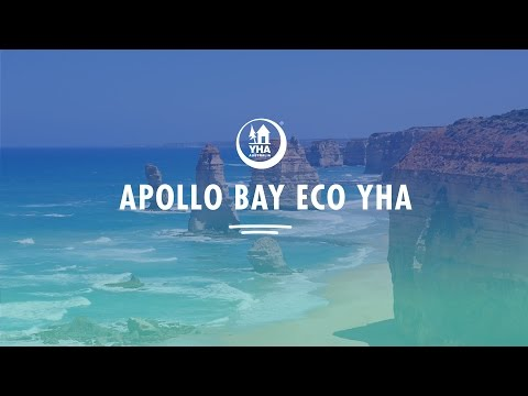 Video av Apollo Bay Eco YHA
