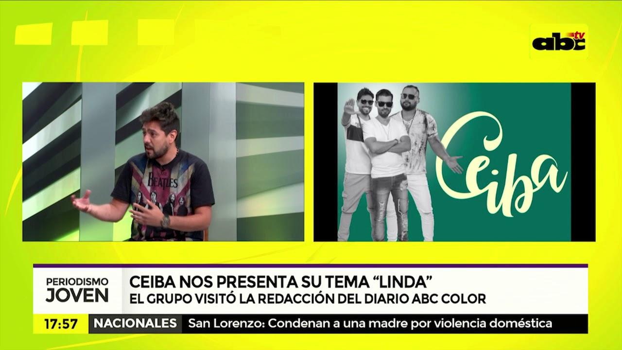 "Ceiba presenta su bachata ""Linda"""