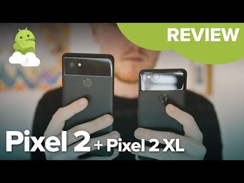 Google Pixel 2 + Pixel 2 XL Review (видео)