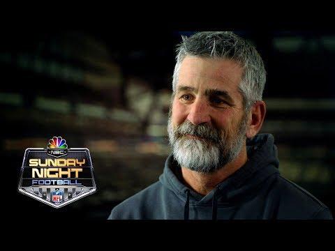 Video: Sunday Night Football: Colts' coach Frank Reich talks first season with team | NFL | NBC Sports