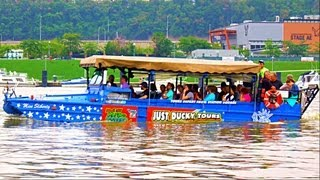 Just Ducky Tours - Pittsburgh Amphibious Ride 2014
