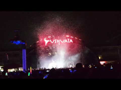 David Guetta, BIG at Ushuaia, Ibiza 24 June 2019